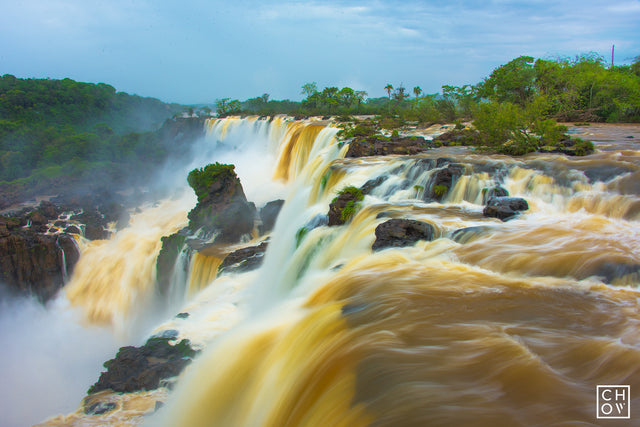 Raw Power // Iguazú Falls, Argentina