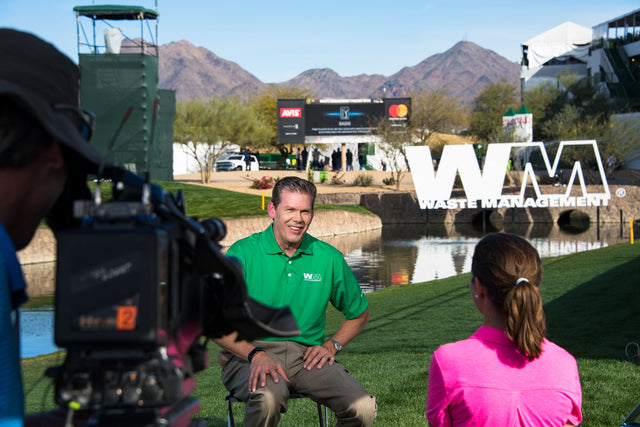 Jim Fish // Golf Channel Shoot