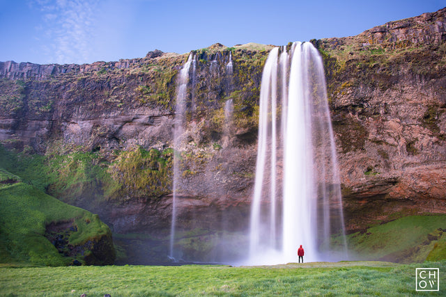 Seljalandsfoss // Iceland Roadtrip