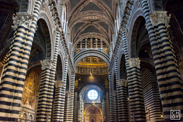 Cathedral // Siena, Italy