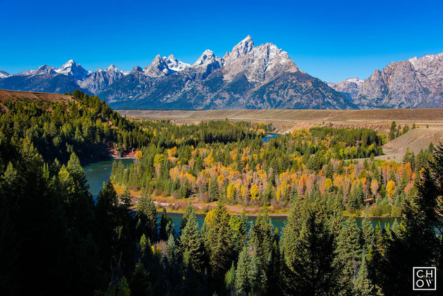 Snake River // Jackson Hole, Wyoming