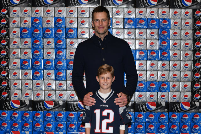 Tom Brady Pepsi Event // Foxborough, MA