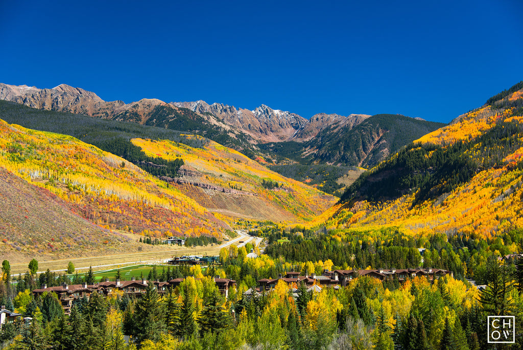 Fall on the Gore // Vail, Colorado