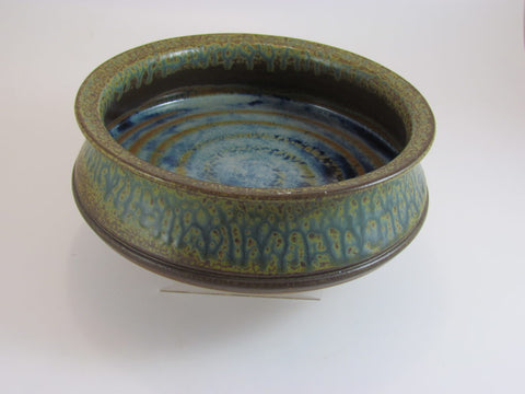Blue Pottery  Brie Baker