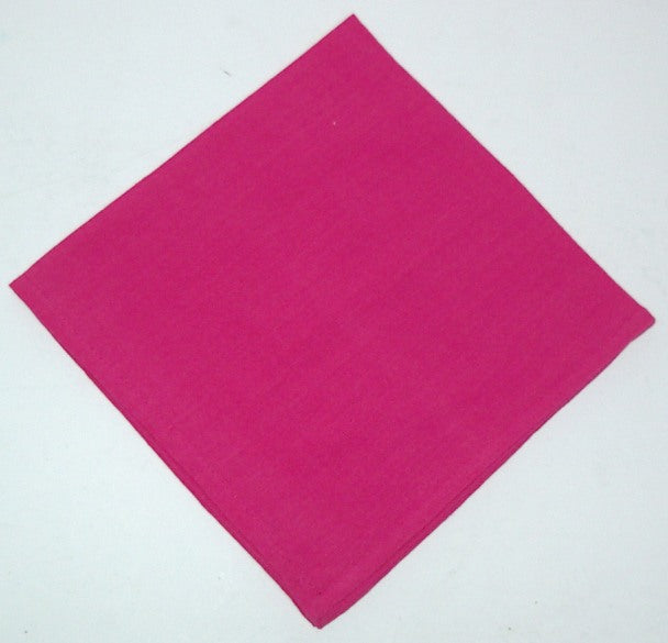 Napkins - Fuschia Handwoven - Set of 4