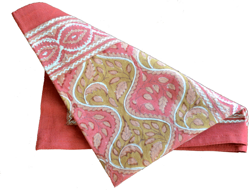 Napkins Jaipur Palace - Set of 4