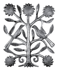 Haiti Metal Art - Wedding Tree