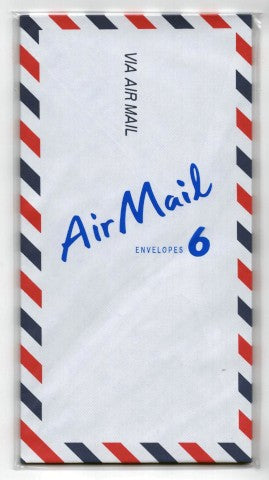 Okina Air Mail Evelopes