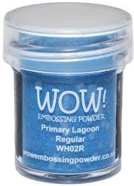 WOW! Primary Lagoon Embossing Powder