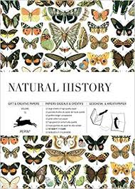 Pepin Gift & Creative Papers Natural History