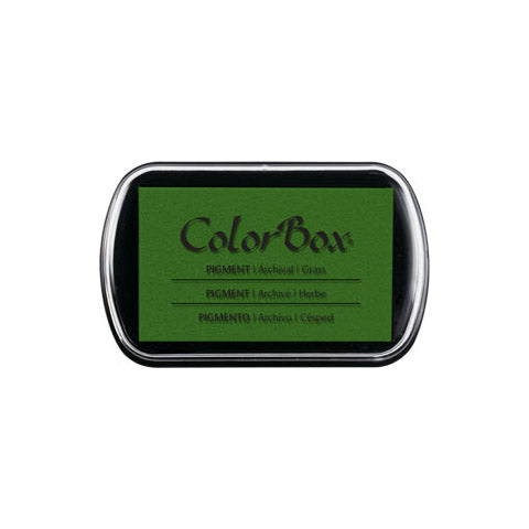 Colorbox Pigment Ink Pad Grass