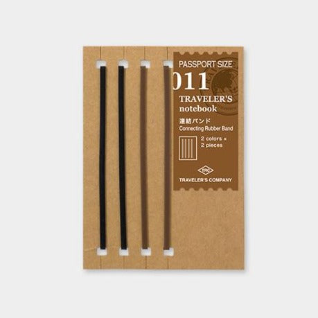 Traveler's Notebook Passport Size Connecting Band Accessory