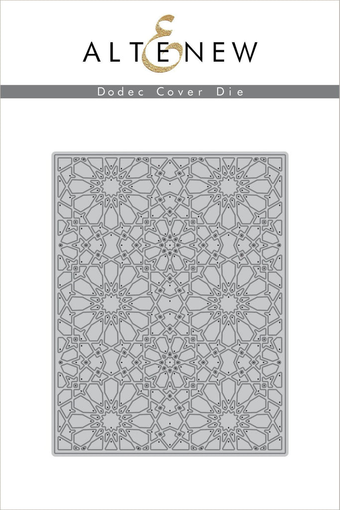 Altenew Dodec Cover Die