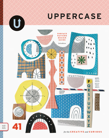UPPERCASE Magazine Issue - 41