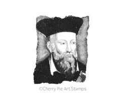 Cherry Pie Stamps - Nostradamus