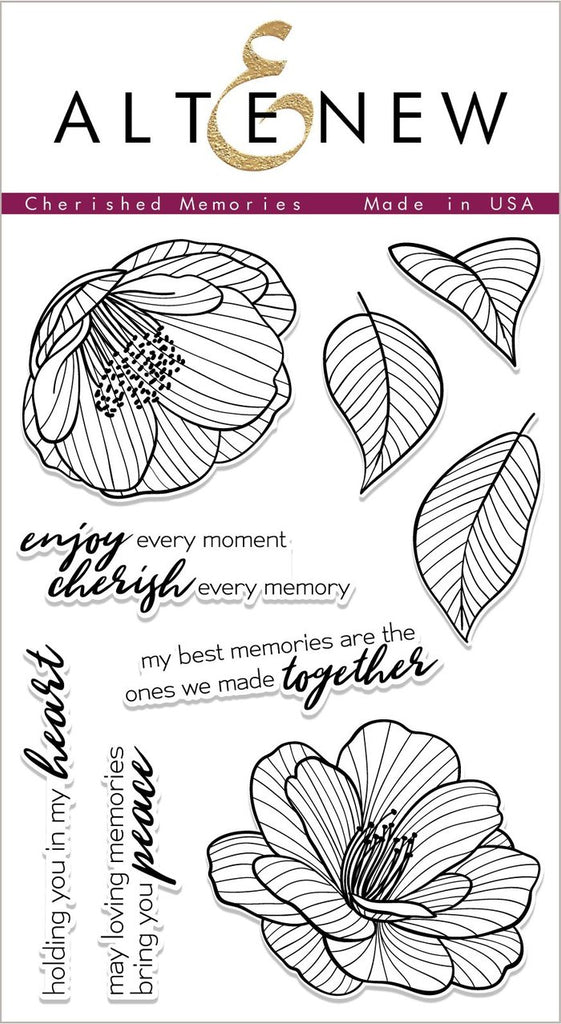 Cherished Memories Stamp Set