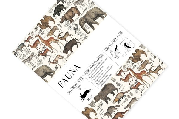 Pepin Gift & Creative Papers Fauna