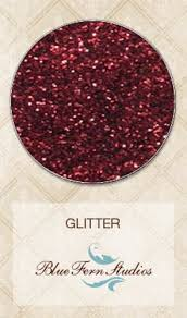 Imagine Ink Glitter - Ruby Slippers