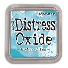 Distress Oxide Ink Pad Broken China