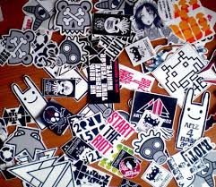Favorite Streets Stickers