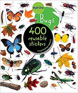Eye Like Bugs Sticker Book