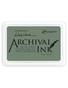 Ranger Archival Ink Pad PEAT MOSS Wendy Vecchi
