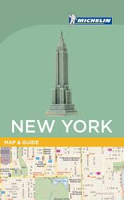 Michelin New York Map Guide