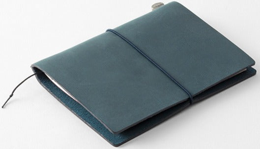 Traveler's Notebook - Passport Size Blue