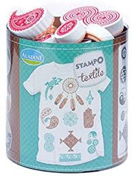 Stampo Textile Stamp Set Ethnic