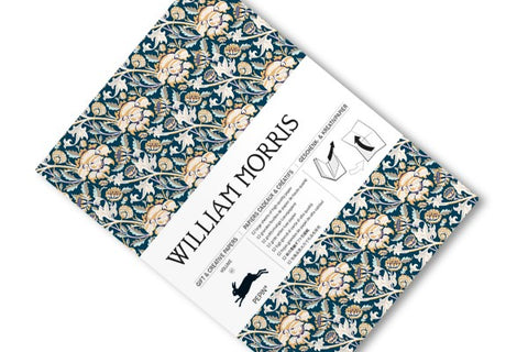 Pepin Gift and Creative Paper Book: William Morris