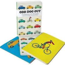 Odd Dog Driving Exercise Book