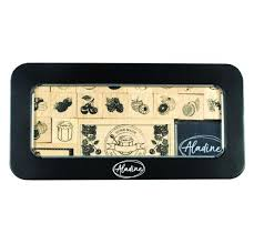 Aladine Jelly Stamp Set