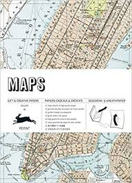 Pepin Gift & Creative Papers Maps