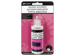 Ranger Glossy Accents 2oz.