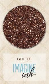 Imagine Ink Glitter - Burnt Copper