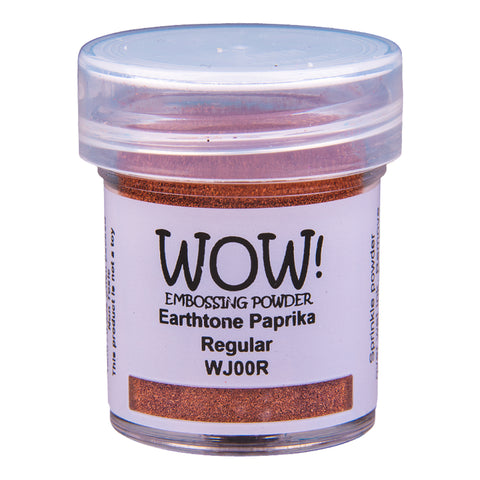 WOW! Earthtone Paprika Regular Embossing Powder