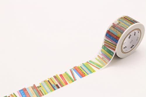MT BOOKS Washi Tape
