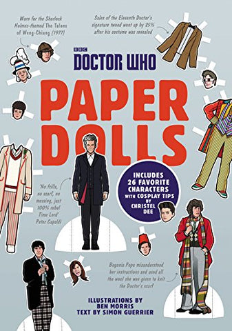 Doctor Who: Paper Dolls by Ben Morris and Simon Guerrier