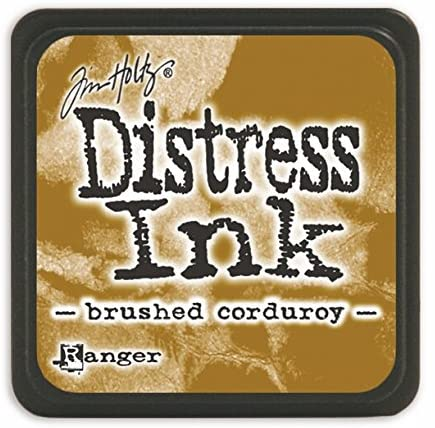 Distress Ink Pad Brushed Corduroy