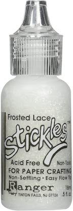 Stickles Frosted Lace