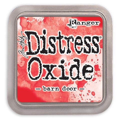 Barn Door Distress Oxide Ink