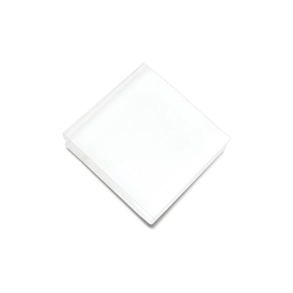 Stamp n' Stor Acrylic Clear Block 1.5 x 1.5