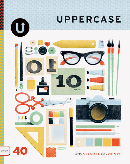 UPPERCASE Magazine Issue - 40
