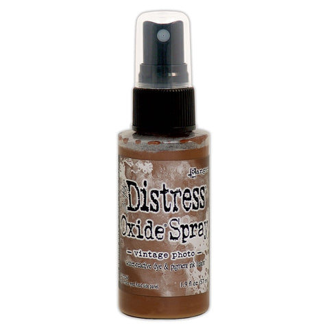 Distress Oxide Spray Vintage Photo