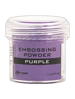 Ranger Embossing Powder Purple