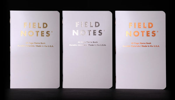 Field Notes - Group Eleven Memo Books