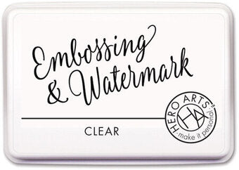 Hero Arts Embossing and Watermark Ink