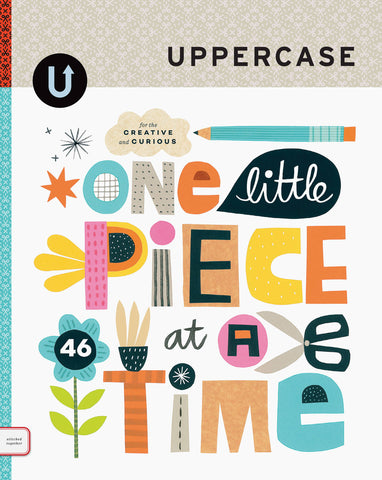 UPPERCASE Magazine Issue - 46