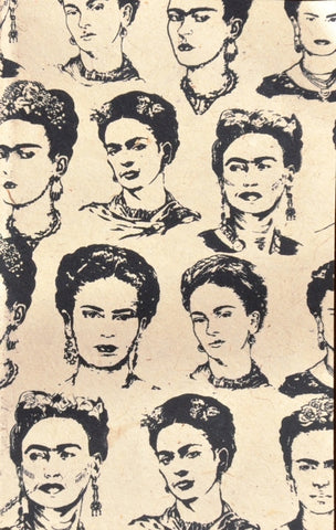 Giftsland Eco-Friendly Journal - Frida Kahlo