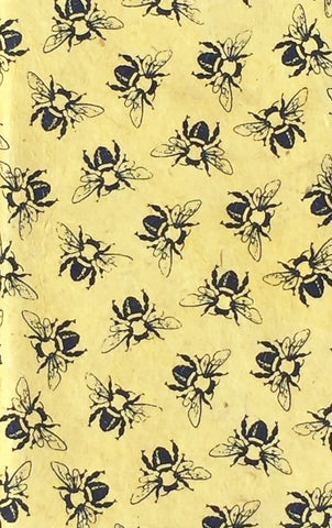Giftsland Eco-Friendly Journal - Yellow Bee